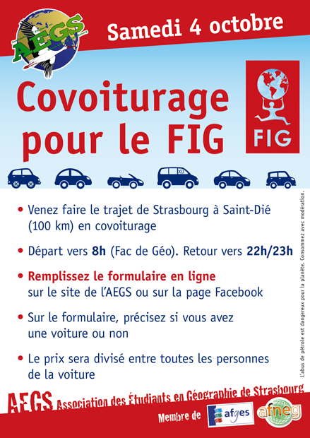 Affiche FIG 2014