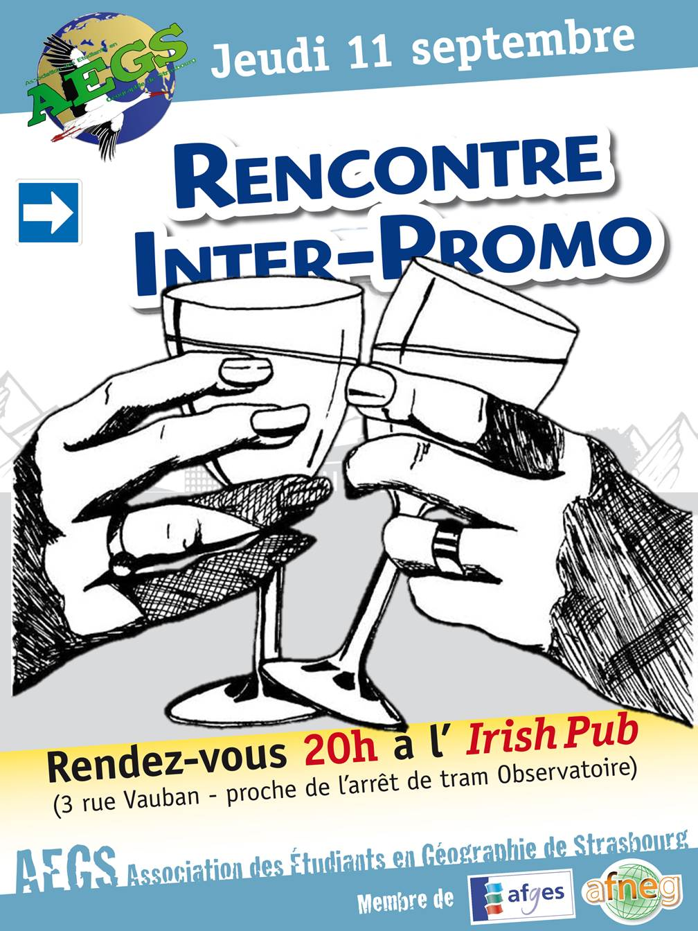rencontre interpromo
